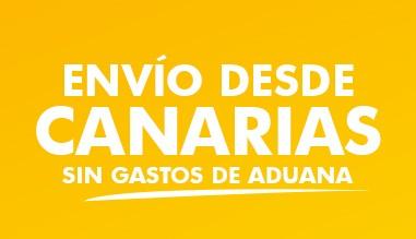 Envío desde Canarias